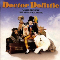 Doctor Dolittle Original London Cast  CD